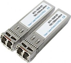 10Gb/s 40Km SFP+ CWDM Optical Transceivers