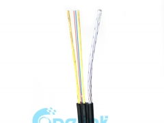 Singlemode G657A1 G657A2,Metal Strength Member,FTTH Self-supporting Figure 8 stranded steel type Drop optical fiber Cable GJYXCH/GJYXFCH