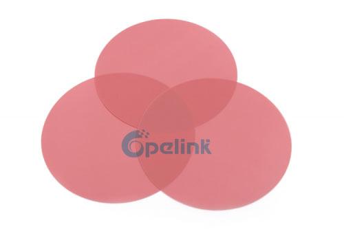 "3um Diamond Polishing Films  5/"" Discs Lapping Film Fiber Optic Polishing 20sheet"